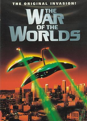 war of the worlds 1953 martian. the Martian war machines