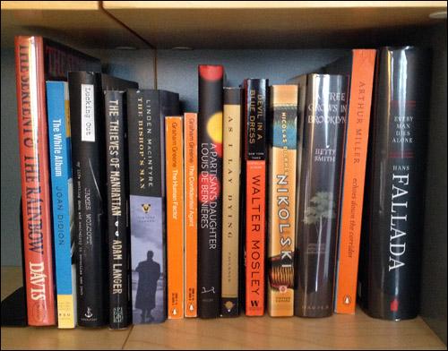 Books I will read in 2012