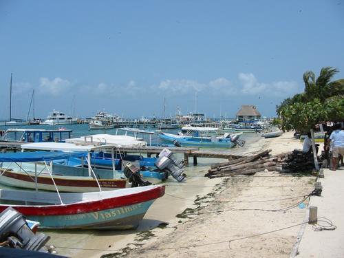 (01) Isla Mujeres