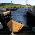 28: Dory in Lunenburg