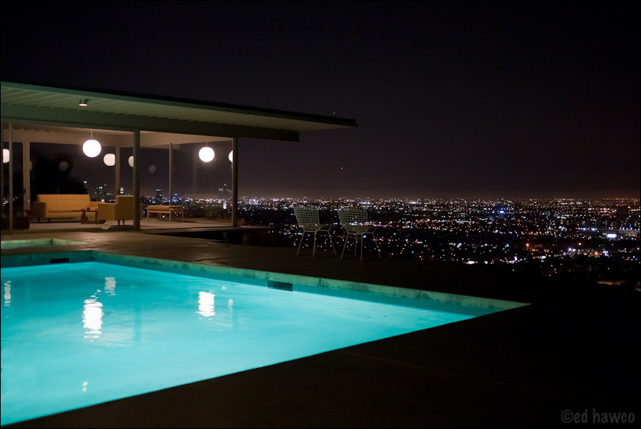 Case Study House  Stahl House  by Pierre Koenig in Los Angeles